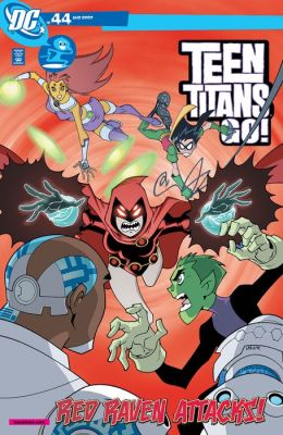 Teen Titans Go! #44 (NOOK Comic with Zoom View)