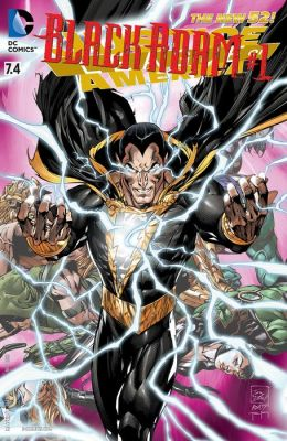 Justice League of America (2013- ) Featuring Black Adam #7.4 (NOOK Comic with Zoom View)