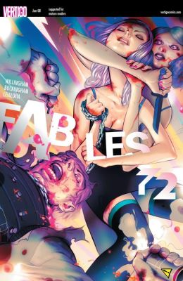 Fables #72 (NOOK Comic with Zoom View)