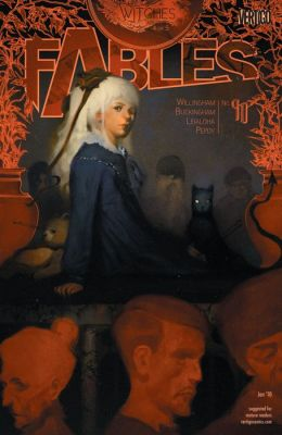 Fables #90 (NOOK Comic with Zoom View)