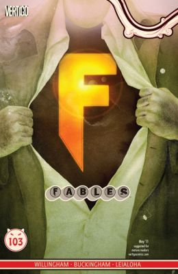 Fables #103 (NOOK Comic with Zoom View)