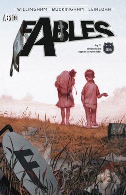 Fables #106 (NOOK Comic with Zoom View)