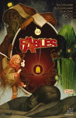 Fables #112 (NOOK Comic with Zoom View)