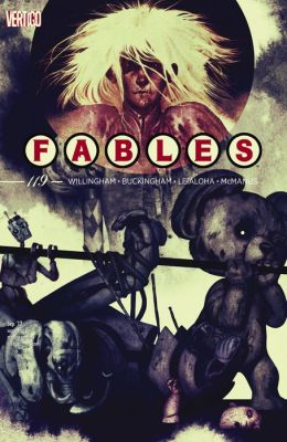 Fables #119 (NOOK Comic with Zoom View)
