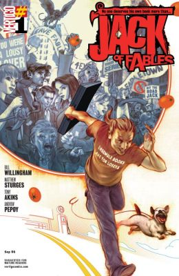 Jack of Fables #1 (NOOK Comic with Zoom View)