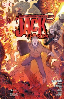 Jack of Fables #5 (NOOK Comic with Zoom View)