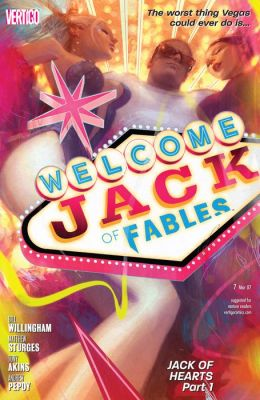 Jack of Fables #7 (NOOK Comic with Zoom View)