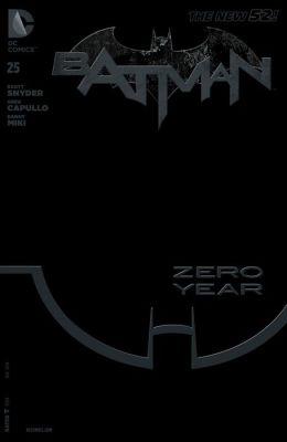 Batman (2011- ) #25 (NOOK Comic with Zoom View)