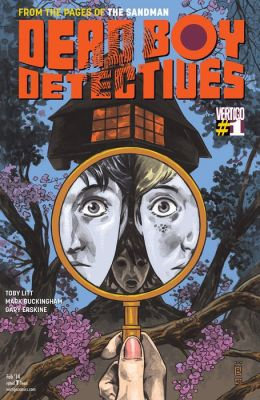 The Dead Boy Detectives (2014- ) #1 (NOOK Comic with Zoom View)
