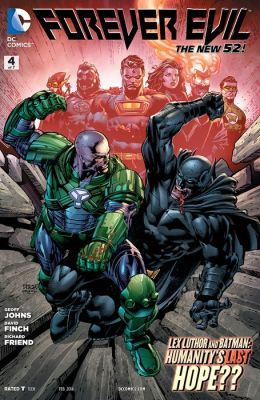Forever Evil (2013- ) #4 (NOOK Comic with Zoom View)
