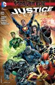 Book Cover Image. Title: Justice League (2011- ) #24 (NOOK Comic with Zoom View), Author: Geoff Johns
