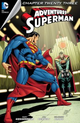 Adventures of Superman (2013- ) #23 (NOOK Comic with Zoom View)