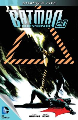 Batman Beyond 2.0 (2013- ) #5 (NOOK Comic with Zoom View)