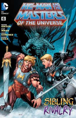 He-Man and the Masters of the Universe (2013- ) #6 (NOOK Comic with Zoom View)