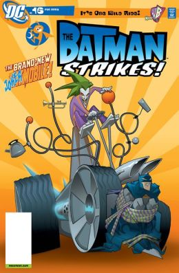 The Batman Strikes #16 (NOOK Comic with Zoom View)