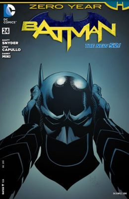 Batman (2011- ) #24 (NOOK Comic with Zoom View)