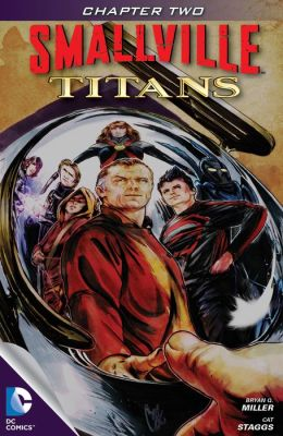 Smallville: Titans #2 (NOOK Comic with Zoom View)