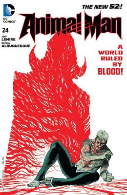 Animal Man (2011- ) #24 (NOOK Comic with Zoom View)