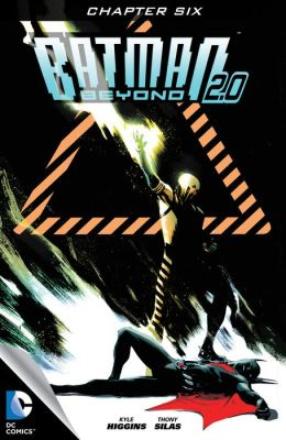 Batman Beyond 2.0 (2013- ) #6 (NOOK Comic with Zoom View)