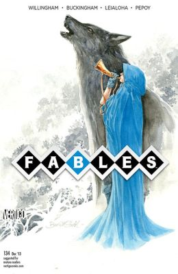 Fables #134 (NOOK Comic with Zoom View)