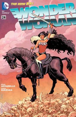 Wonder Woman (2011- ) #24 (NOOK Comic with Zoom View)