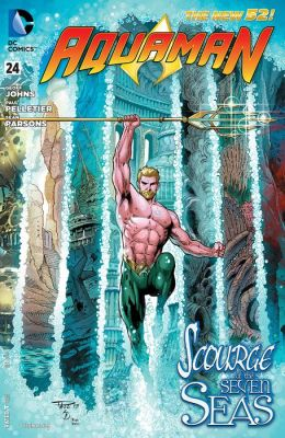 Aquaman (2011- ) #24 (NOOK Comic with Zoom View)