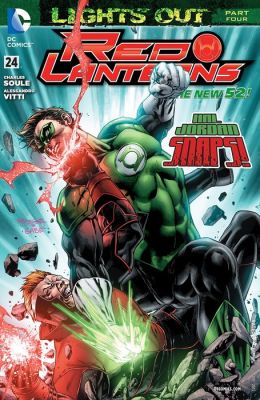 Red Lanterns (2011- ) #24 (NOOK Comic with Zoom View)