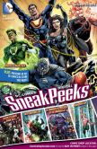 Book Cover Image. Title: DC Comics Digital Sneak Peeks 10/23/13