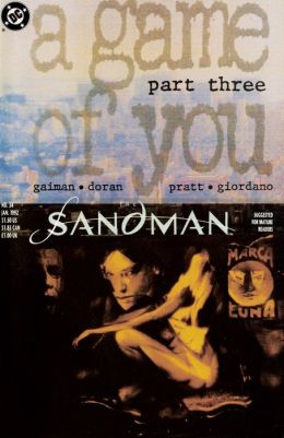The Sandman #34 (NOOK Comic with Zoom View)