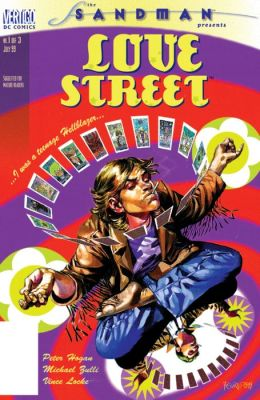 The Sandman Presents: Love Street #1 (NOOK Comic with Zoom View)