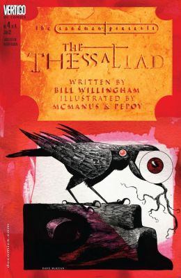 The Sandman Presents: The Thessaliad #4 (NOOK Comic with Zoom View)
