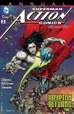 Action Comics (2011- ) Annual #2 (NOOK Comic with Zoom View)