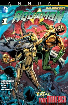 Aquaman (2011- ) Annual #1 (NOOK Comic with Zoom View)