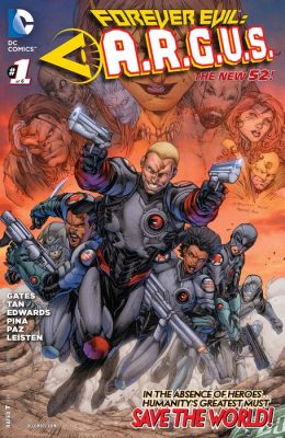 Forever Evil: A.R.G.U.S. (2013- ) #1 (NOOK Comic with Zoom View)