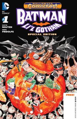 Halloween Comic Fest 2013 - Batman: Li'L Gotham Special Edition #1 (NOOK Comic with Zoom View)