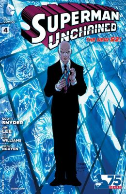 Superman Unchained (2013- ) #4 (NOOK Comic with Zoom View)