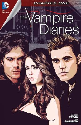 The Vampire Diaries #1 (NOOK Comic with Zoom View)