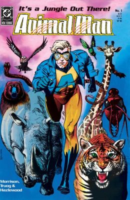 Animal Man (1988-1995) #1 (NOOK Comic with Zoom View)