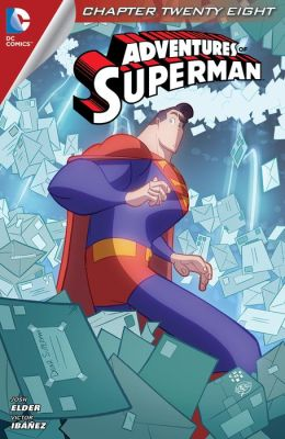 Adventures of Superman (2013- ) #28 (NOOK Comic with Zoom View)