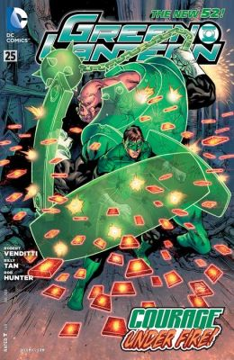 Green Lantern (2011- ) #25 (NOOK Comic with Zoom View)