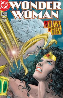 Wonder Woman (1987-2006) #182 (NOOK Comic with Zoom View)