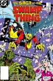 Book Cover Image. Title: Swamp Thing (1982-1996) #27 (NOOK Comic with Zoom View), Author: Alan Moore