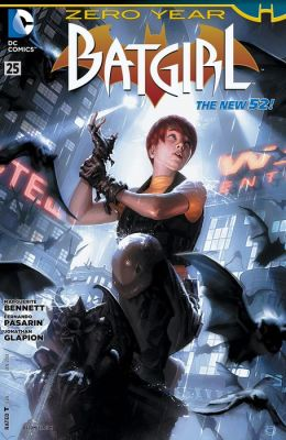 Batgirl (2011- ) #25 (NOOK Comic with Zoom View)