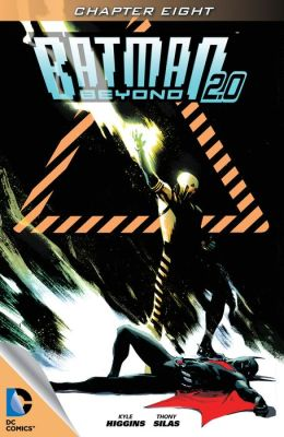 Batman Beyond 2.0 (2013- ) #8 (NOOK Comic with Zoom View)