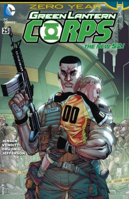 Green Lantern Corps (2011- ) #25 (NOOK Comic with Zoom View)