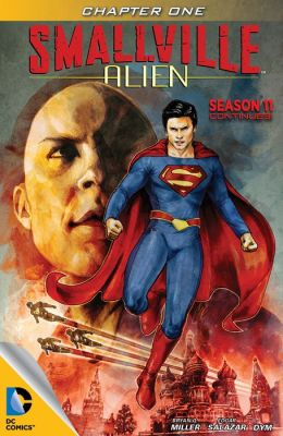 Smallville: Alien #1 (NOOK Comic with Zoom View)