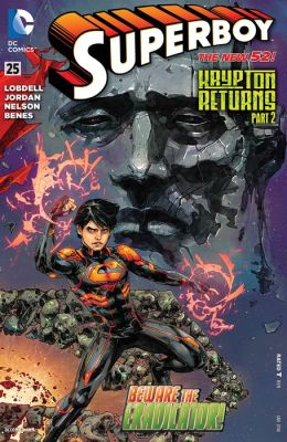 Superboy (2011- ) #25 (NOOK Comic with Zoom View)