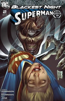 Blackest Night: Superman #2 (NOOK Comic with Zoom View)