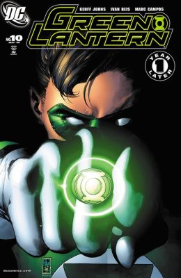 Green Lantern #10 (NOOK Comic with Zoom View)