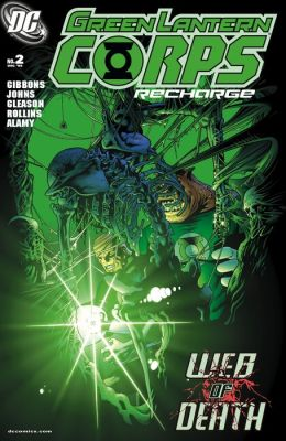 Green Lantern Corps: Recharge #2 (NOOK Comic with Zoom View)